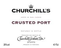 Churchill Oporto Crusted Port